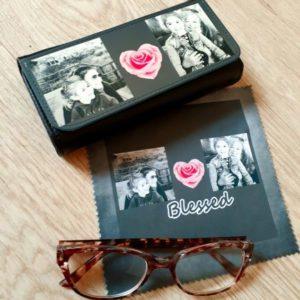 Spectacle Case & Lens Cloth