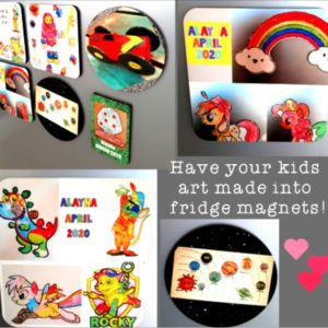 Kids art on Products
