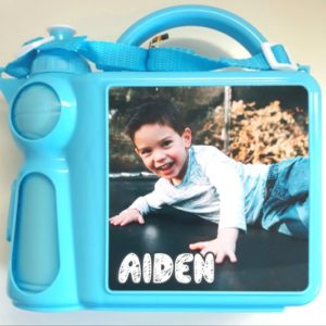 Boys and Girls Lunch Box