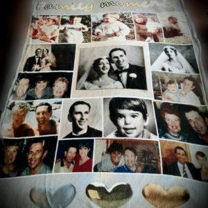 Memory Blanket